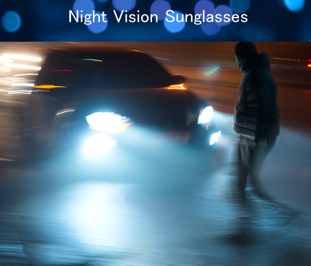 Benefit Of Night Vision Sunglasses